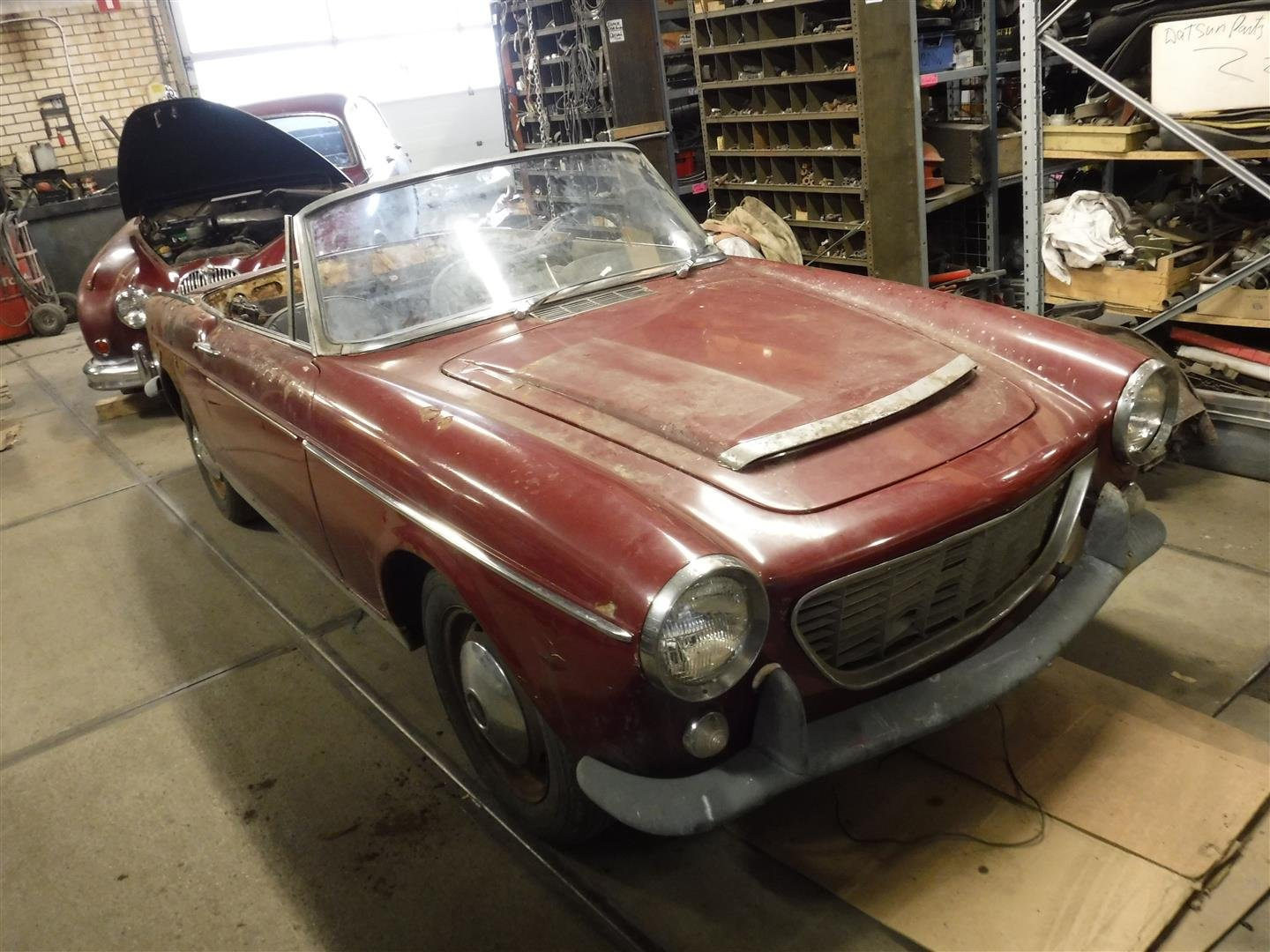 1960 Fiat Osca 1500 spider '60 For Sale (picture 6 of 6)