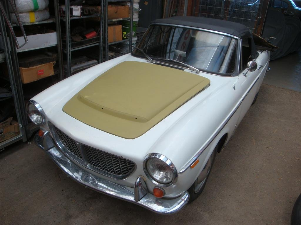 1960 Fiat Osca 1500 spider '60 For Sale (picture 1 of 6)