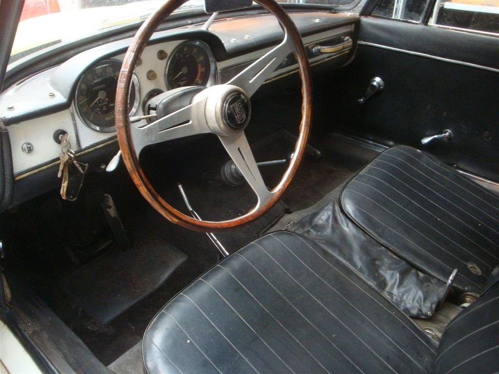 1960 Fiat Osca 1500 spider '60 For Sale (picture 5 of 6)