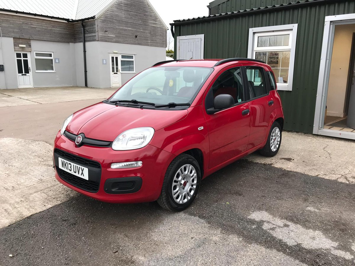 Fiat panda easy 1.2 2013 in excellent condition For Sale (picture 1 of 1)