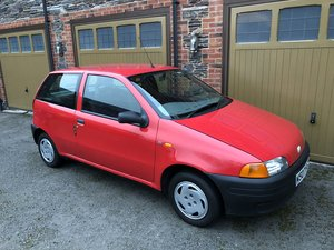1994 Amazing Fiat Punto - Barn Find For Sale