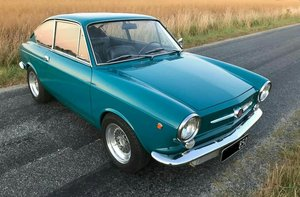 "1968 Fiat 850 Serie1 ""Outlaw"" Abarth Coupe LHD For Sale"