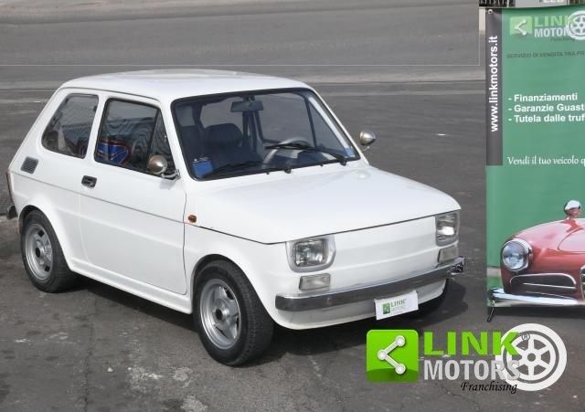1982 Fiat 126 Personalizzata For Sale (picture 1 of 6)