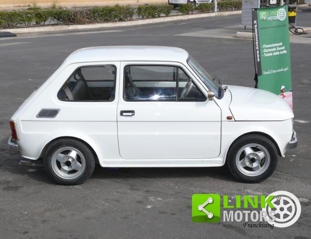 1982 Fiat 126 Personalizzata For Sale (picture 2 of 6)