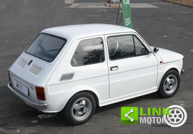 1982 Fiat 126 Personalizzata For Sale (picture 3 of 6)