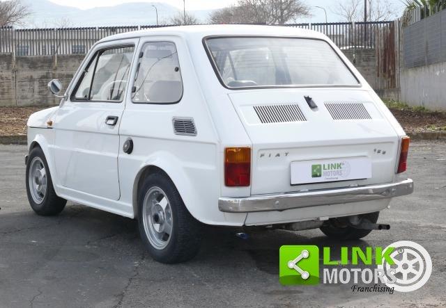 1982 Fiat 126 Personalizzata For Sale (picture 5 of 6)