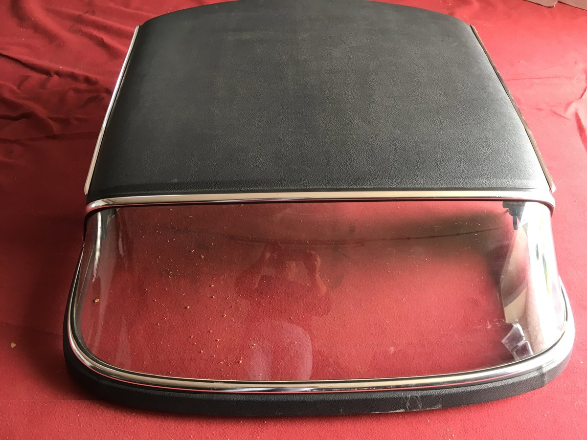 1969 Rare Original Pininfarina Hard-Top For Sale (picture 4 of 6)