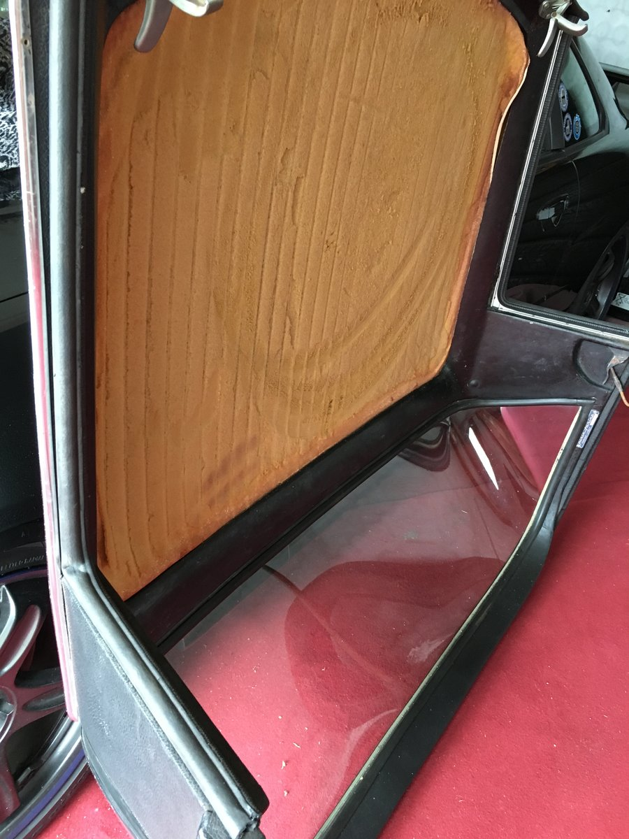 1969 Rare Original Pininfarina Hard-Top For Sale (picture 6 of 6)