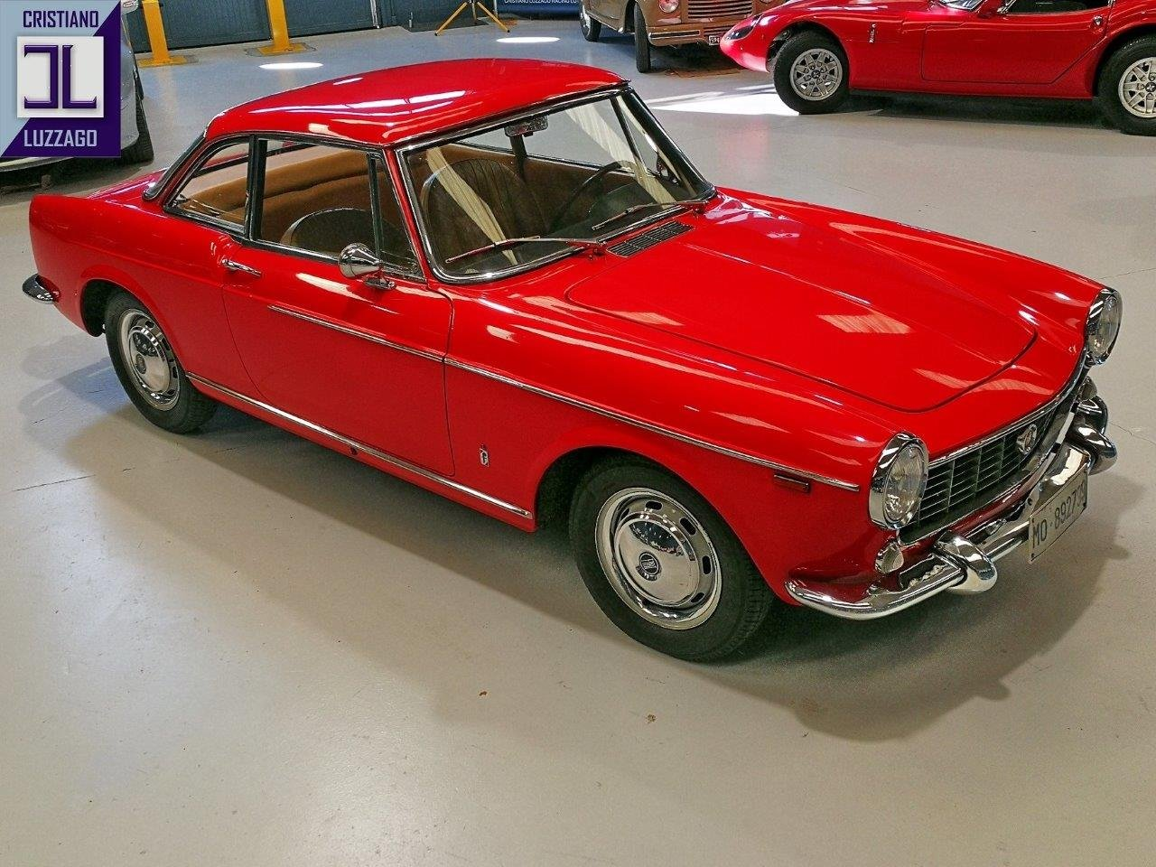 1966 FIAT 1500 COUPE' PININFARINA -3 OWNERS ONLY For Sale (picture 2 of 5)