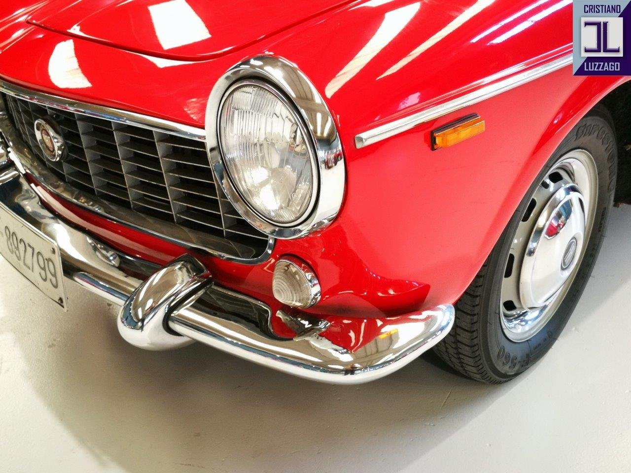 1966 FIAT 1500 COUPE' PININFARINA -3 OWNERS ONLY For Sale (picture 3 of 5)