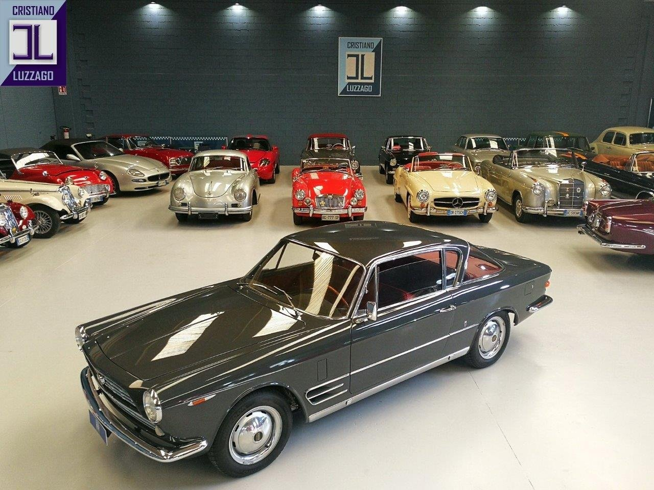 1967 FIAT 2300 S COUPE Recently restored For Sale (picture 1 of 6)