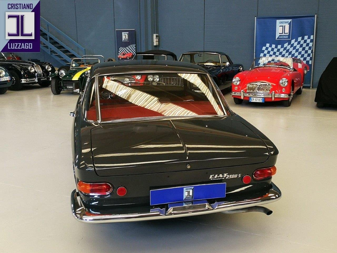 1967 FIAT 2300 S COUPE Recently restored For Sale (picture 2 of 6)