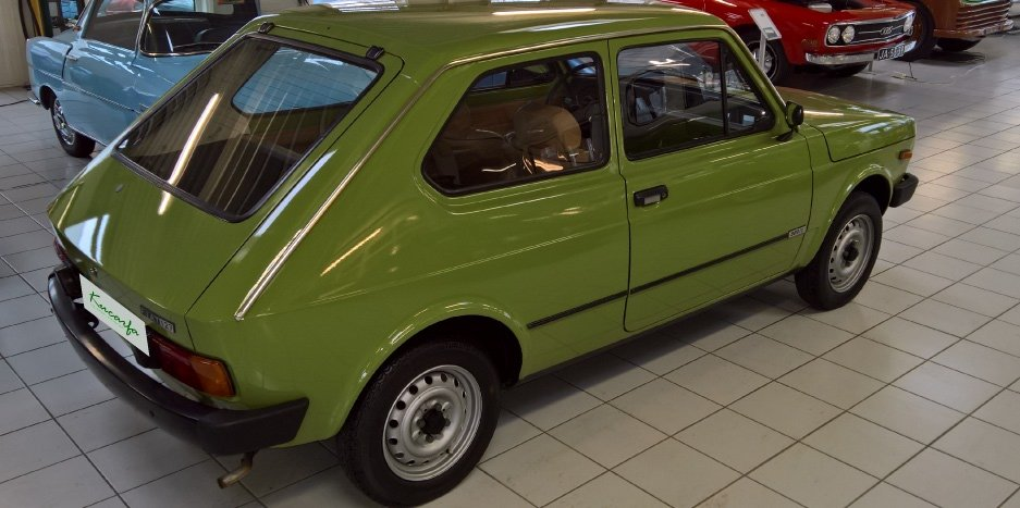 1980 Fiat 127 NEW (only 84 km) For Sale (picture 1 of 6)