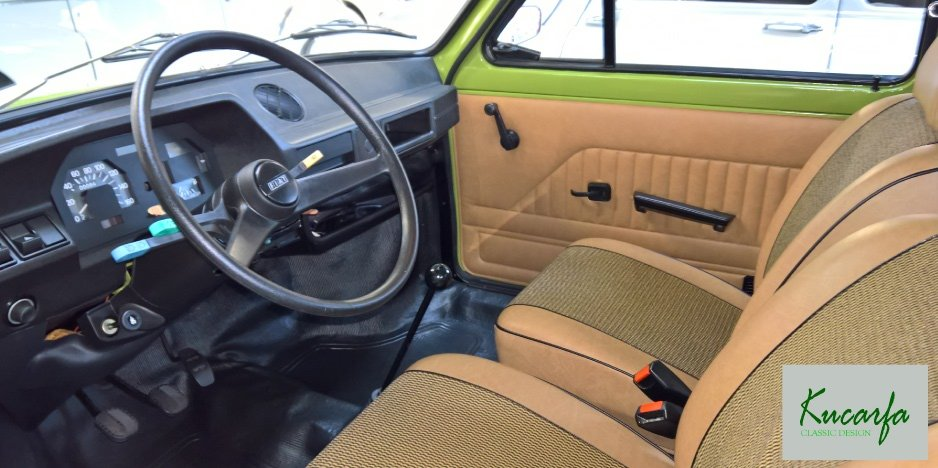 1980 Fiat 127 NEW (only 84 km) For Sale (picture 2 of 6)