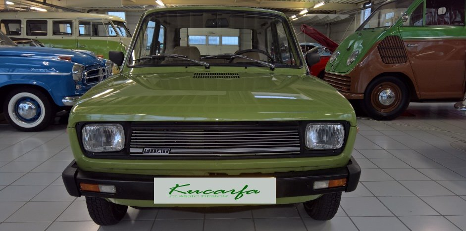 1980 Fiat 127 NEW (only 84 km) For Sale (picture 5 of 6)