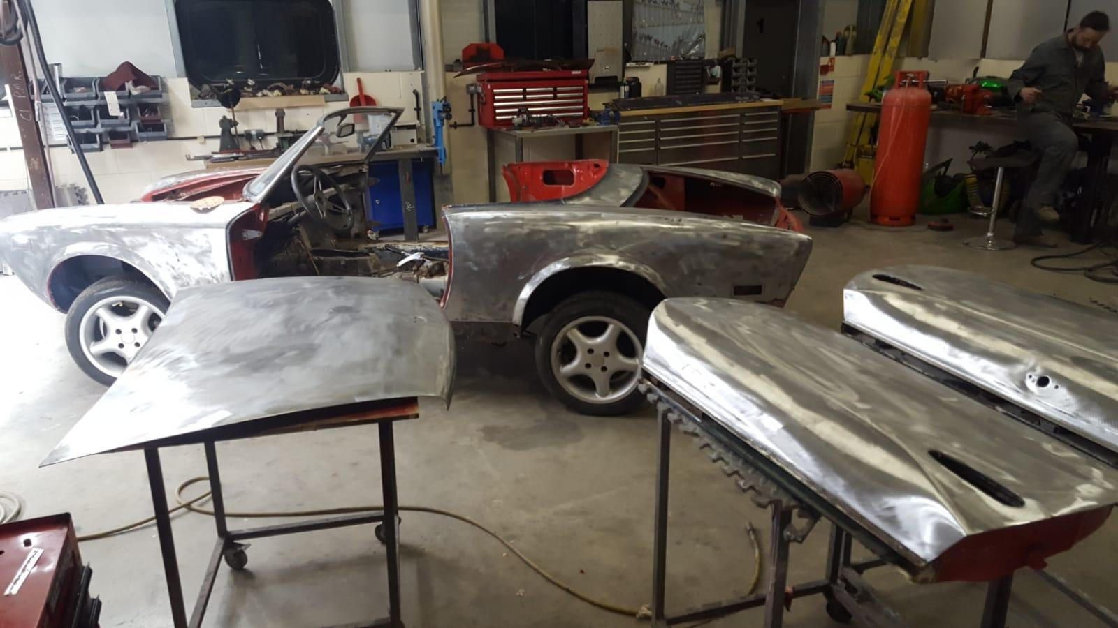 1980 fiat spider project For Sale (picture 2 of 5)