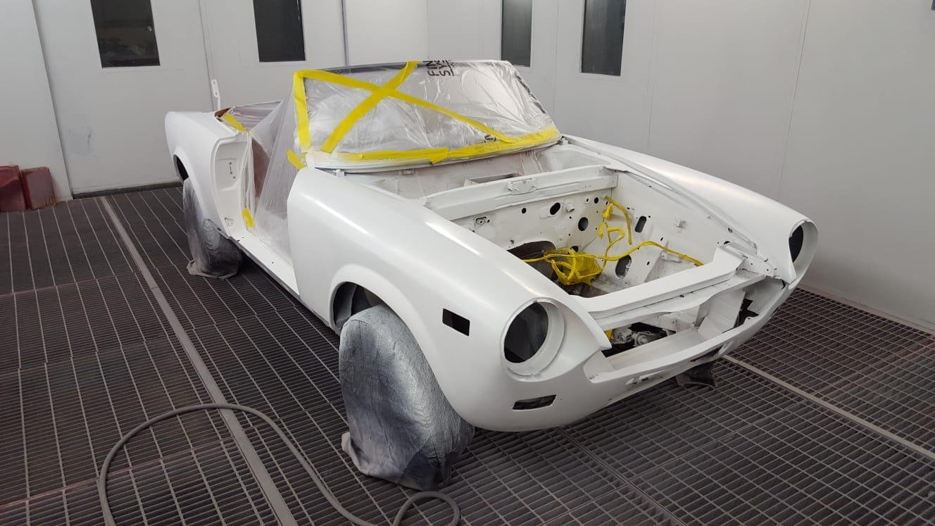 1980 fiat spider project SOLD (picture 4 of 5)