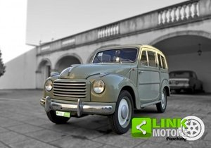 Fiat 500C 1953 BELVEDERE CONSERVATA For Sale