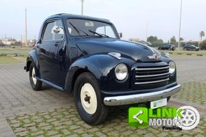 FIAT 500 C TOPOLINO 1951 - RESTAURATA For Sale