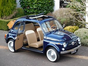 Fiat 500D Classic 1962 / LHD Italy / Concours Restored!