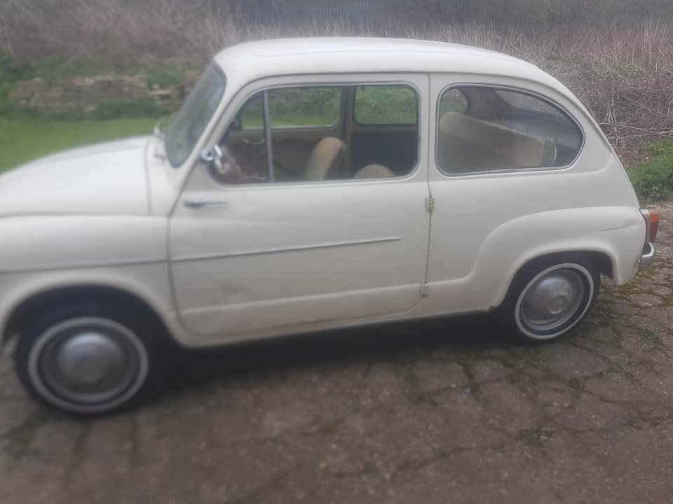1962 FIAT 600 D SOLD (picture 4 of 6)