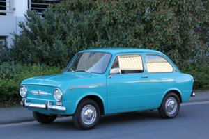 Fiat Seat 850, 1973 SOLD