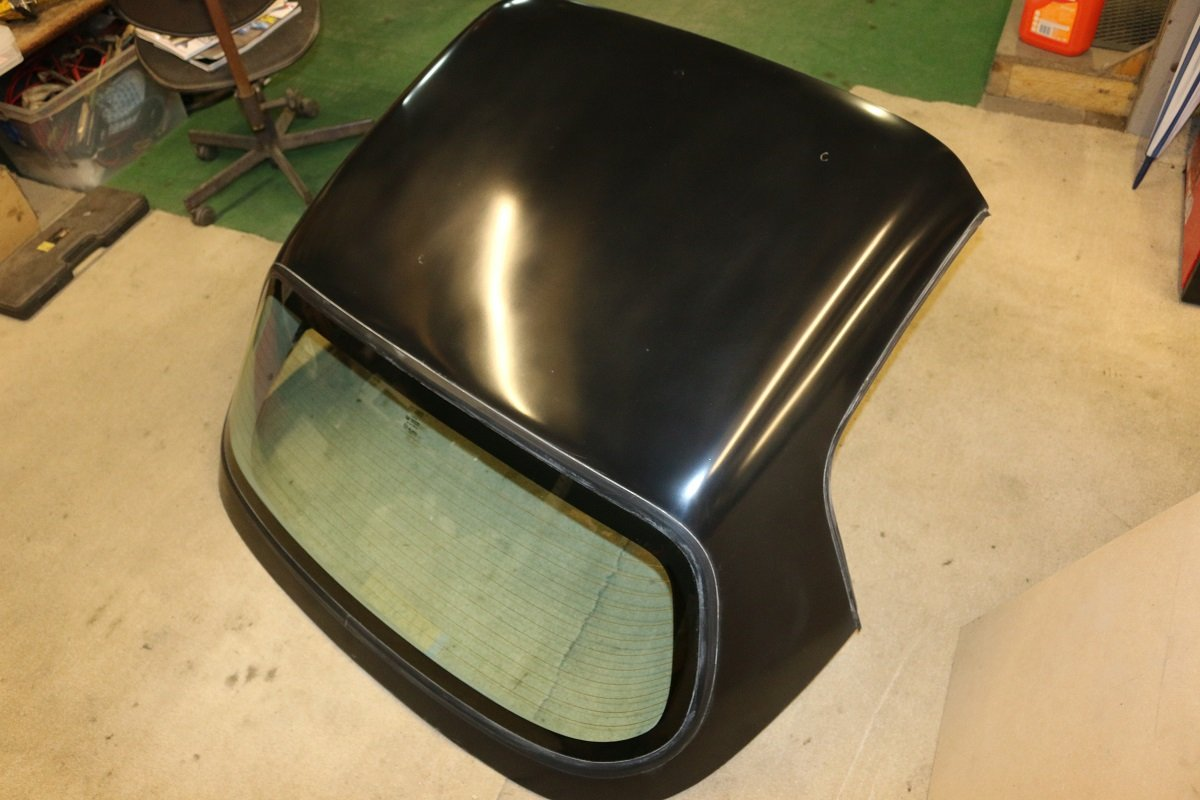 1995 FIAT BARCHETTA HARD TOP For Sale (picture 1 of 3)