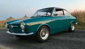1968 Fiat 850  Abarth Coupe. LHD. DEPOSIT TAKEN For Sale