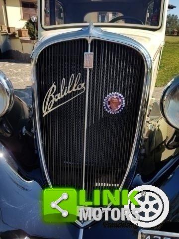 Fiat Balilla 508B del 1935, Ottimo stato For Sale (picture 5 of 6)