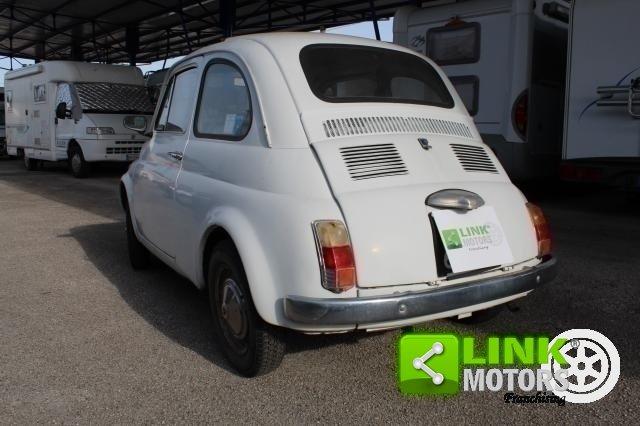 FIAT 500L 1966 ISCRITTA ASI - OTTIMO MOTORE For Sale (picture 2 of 6)