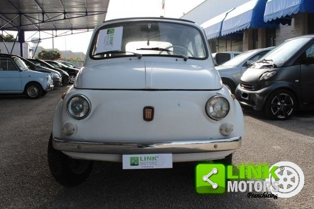 FIAT 500L 1966 ISCRITTA ASI - OTTIMO MOTORE For Sale (picture 3 of 6)