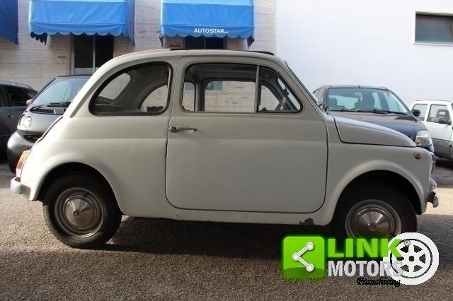 FIAT 500L 1966 ISCRITTA ASI - OTTIMO MOTORE For Sale (picture 5 of 6)