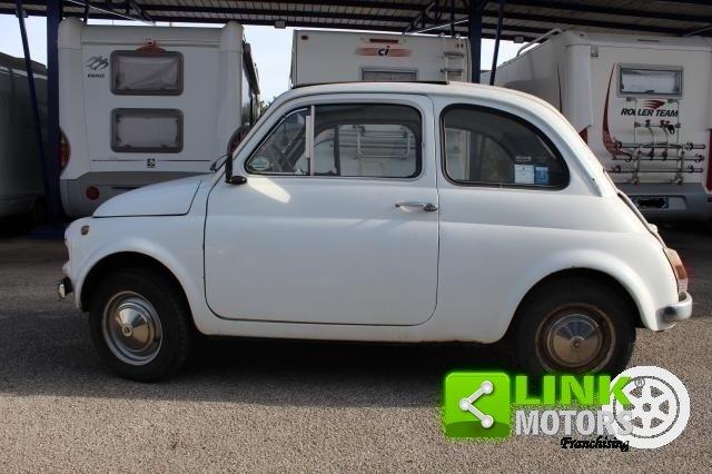 FIAT 500L 1966 ISCRITTA ASI - OTTIMO MOTORE For Sale (picture 6 of 6)