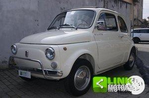1970 Fiat 500 L ISCRITTA ASI TARGA ORO COMPLETAMENTE ORIGINALE For Sale