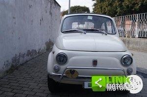 1970 Fiat 500 L Iscritta Asi Targa Oro Completamente Originale For