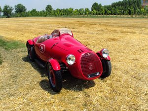1952 FIAT 500 C BARCHETTA For Sale