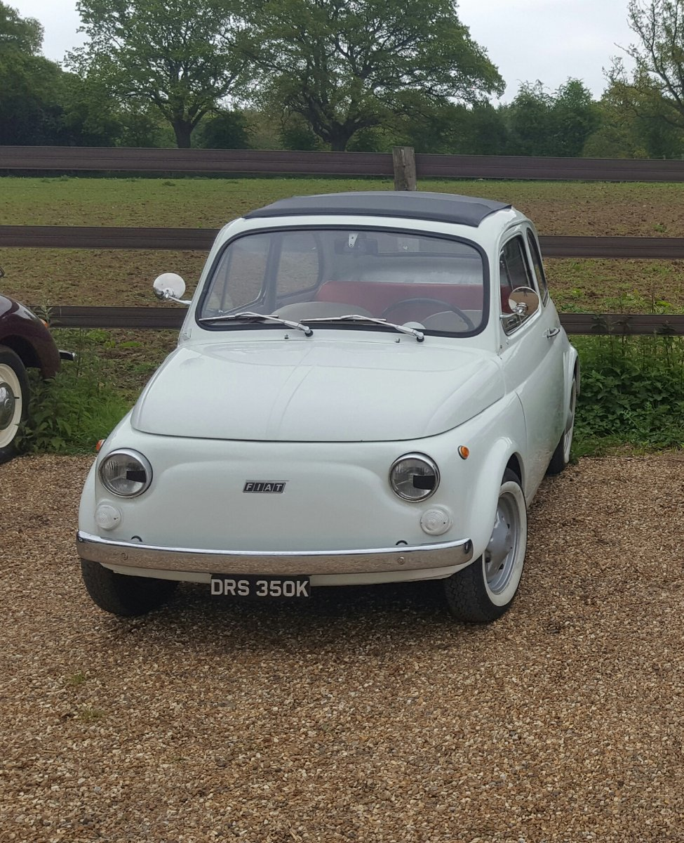 Fiat 500 1972 For Sale (picture 1 of 6)
