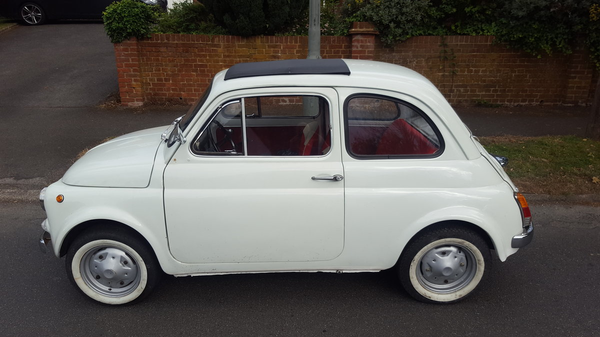 Fiat 500 1972 For Sale (picture 4 of 6)