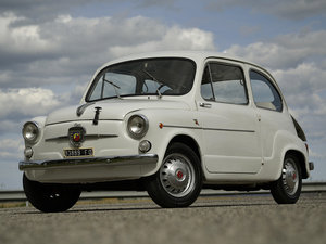 FIAT ABARTH 850 TC - 1963 For Sale