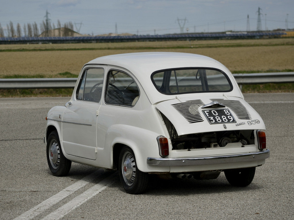 ABARTH 850 TC - 1963 For Sale (picture 2 of 6)