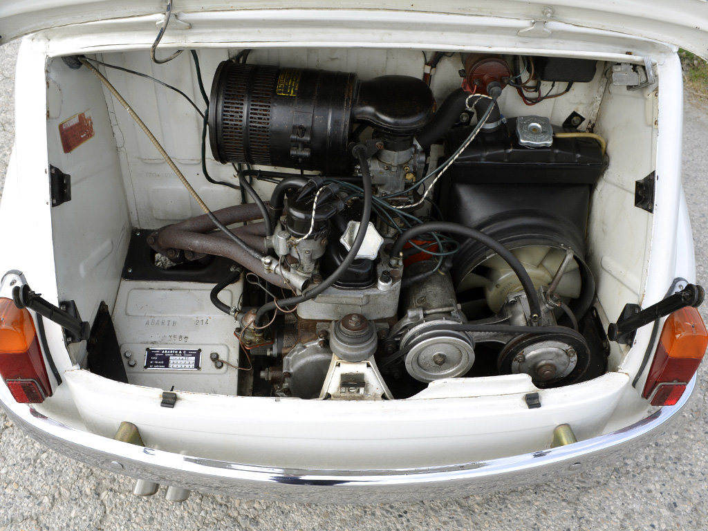 ABARTH 850 TC - 1963 For Sale (picture 6 of 6)