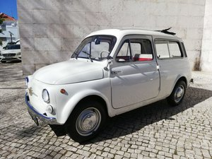 1967 FIAT 500 GIARDINIERA for sale For Sale