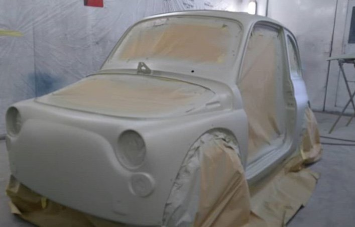 1969 fiat 500L For Sale (picture 1 of 6)