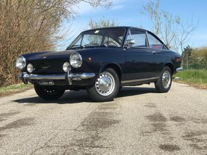 1968 FIAT 850 SPORT COUPE' SERIE II *ASI TARGA ORO* For Sale