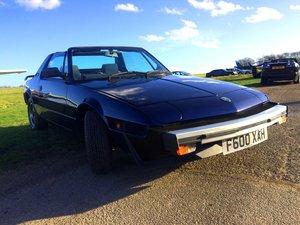 1988 FIAT X1/9 GRAN FINALE BERTONE RARE CLASSIC For Sale