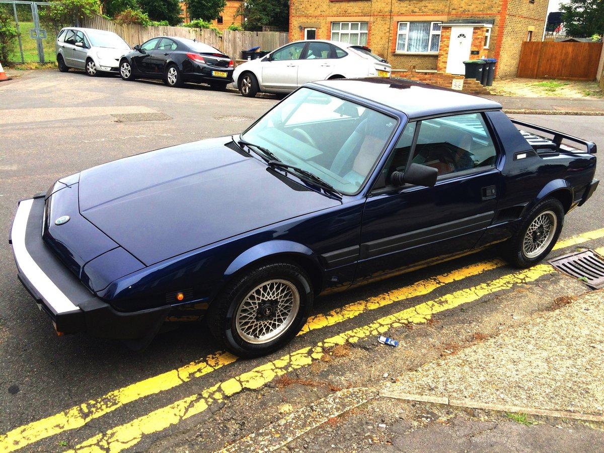 1988 FIAT X1/9 GRAN FINALE BERTONE RARE CLASSIC For Sale (picture 4 of 6)