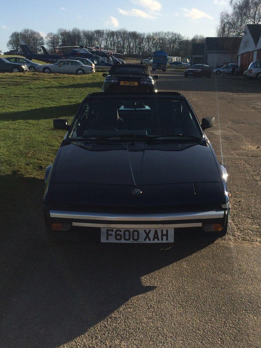 1988 FIAT X1/9 GRAN FINALE BERTONE RARE CLASSIC For Sale (picture 6 of 6)