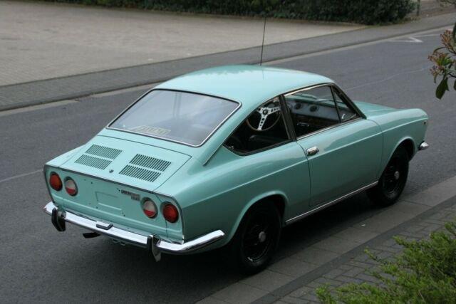 Fiat 850 Sport Coupe Borrani, 1972, 9.900,- Euro For Sale (picture 2 of 6)