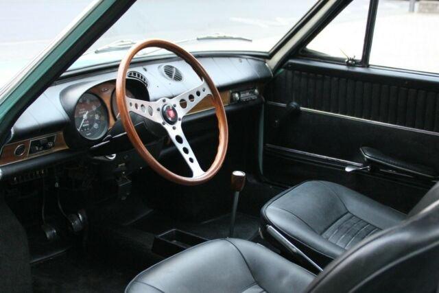 Fiat 850 Sport Coupe Borrani, 1972, 9.900,- Euro For Sale (picture 3 of 6)