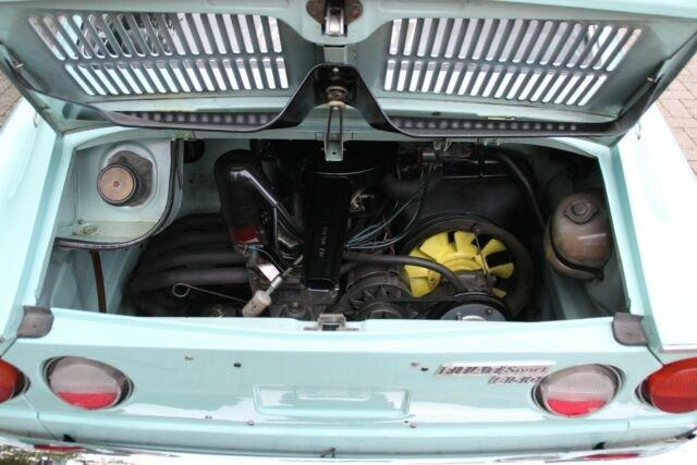 Fiat 850 Sport Coupe Borrani, 1972, 9.900,- Euro For Sale (picture 4 of 6)